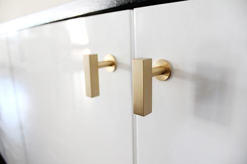 Merveilleux ... Door Handle Cabinet Front Via Made By Girl   MyLusciousLife  Blog ...