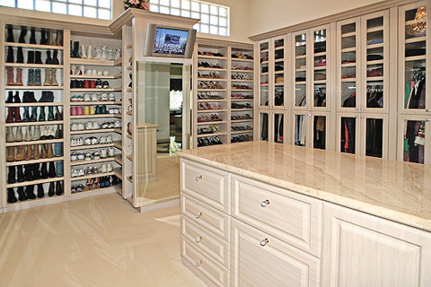 ... Beautiful Shoe Storage   Shoe Closet5 ...