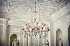 Beautiful chandelier - mylusciouslife.com - Chandelier via This is Glamorous.jpg