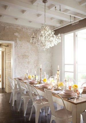 luscious chandeliers - elegant dining room via mylusciouslife.jpg