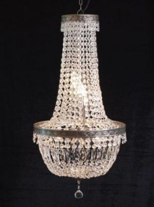 sophisticated chandeliers - mylusciouslife.com - Empire Chandelier.jpg