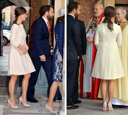 SHOP THIS LOOK Kate And Pippas Christening Frocks