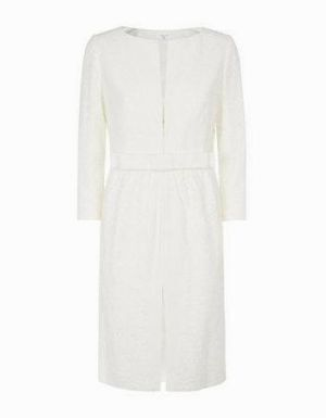 Paule Ka ivory lace dress coat.jpg