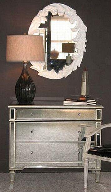 Designer Furniture Sale: Stylish Home: Mirrored Furniture