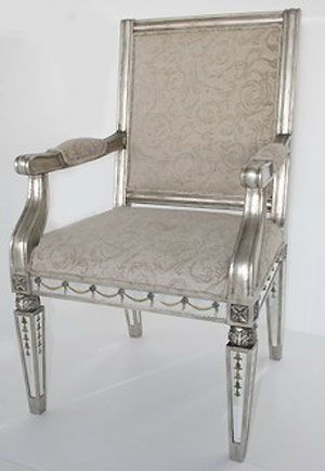 ... Glamorous Furniture And Design Ideas   Mirror Furniture   Mirrored  Furniture Armchair ...