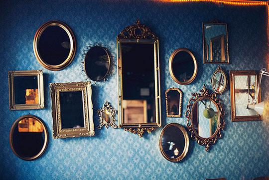 Stylish Home Mirror Mirror On The Wall Decorating