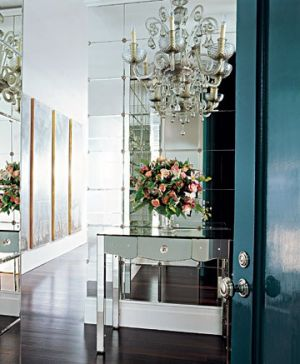 Beautiful home - www.myLusciousLife.com - mirrored-entry_martha-stewart magazine.jpg
