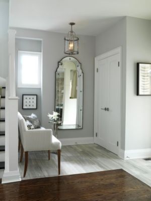 Decorating with mirrors - www.myLusciousLife.com - Sarahs house - season1 - entrance hall.jpg