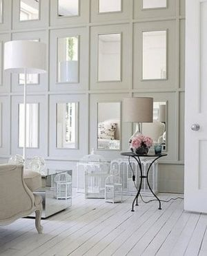 Mirror decoration - www.myLusciousLife.com - Glass-Accents.jpg