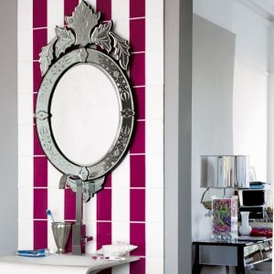 Mirror decoration - www.myLusciousLife.com - Mirror is from Graham and Green.jpg