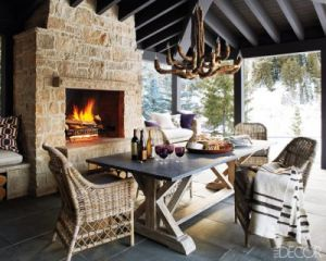 Brick fireplaces - Built in fireplaces - mountain-homes-turner.jpg