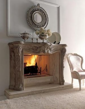 Designing a fireplace - Stone fireplaces pictures - fireplace savio firmino.jpg