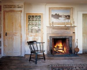 Designing fireplaces - Classic fireplaces - elle-decor-fireplace.jpg