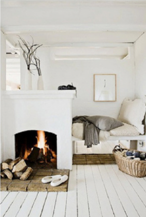 Stylish Home Fireplaces