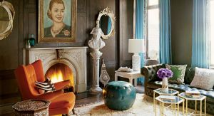 Nanette Lepore Victorian townhouse in West Village as featured in Elle Decor.jpg