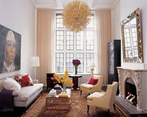 Photos of fireplaces - Fire places - elle decor october 2007.jpg