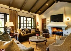 Photos of fireplaces - Fires - fireplace in living room.jpg