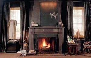 Pictures of fireplaces - Wood fireplace - AD Fireplace bruce buck.jpg