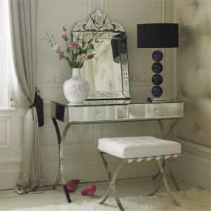 Greige interiors - Barcelona Console & Stool.jpg