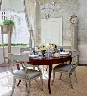 Greige interiors - grey and beige - Dining room.jpg