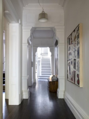 Greige interiors - grey and beige - hallway life of polarn per.png
