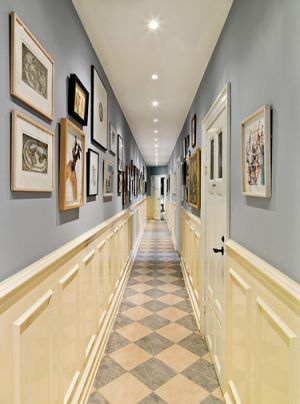 Greige interiors - grey and beige - mcintyre-dk hallway.jpg