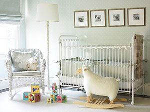 Greige Interiors Grey And Beige Nursery Amy D Morris Jpg