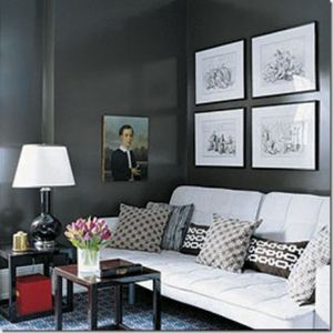Grey Interiors stylish home: greige interiors – pictures of grey and beige