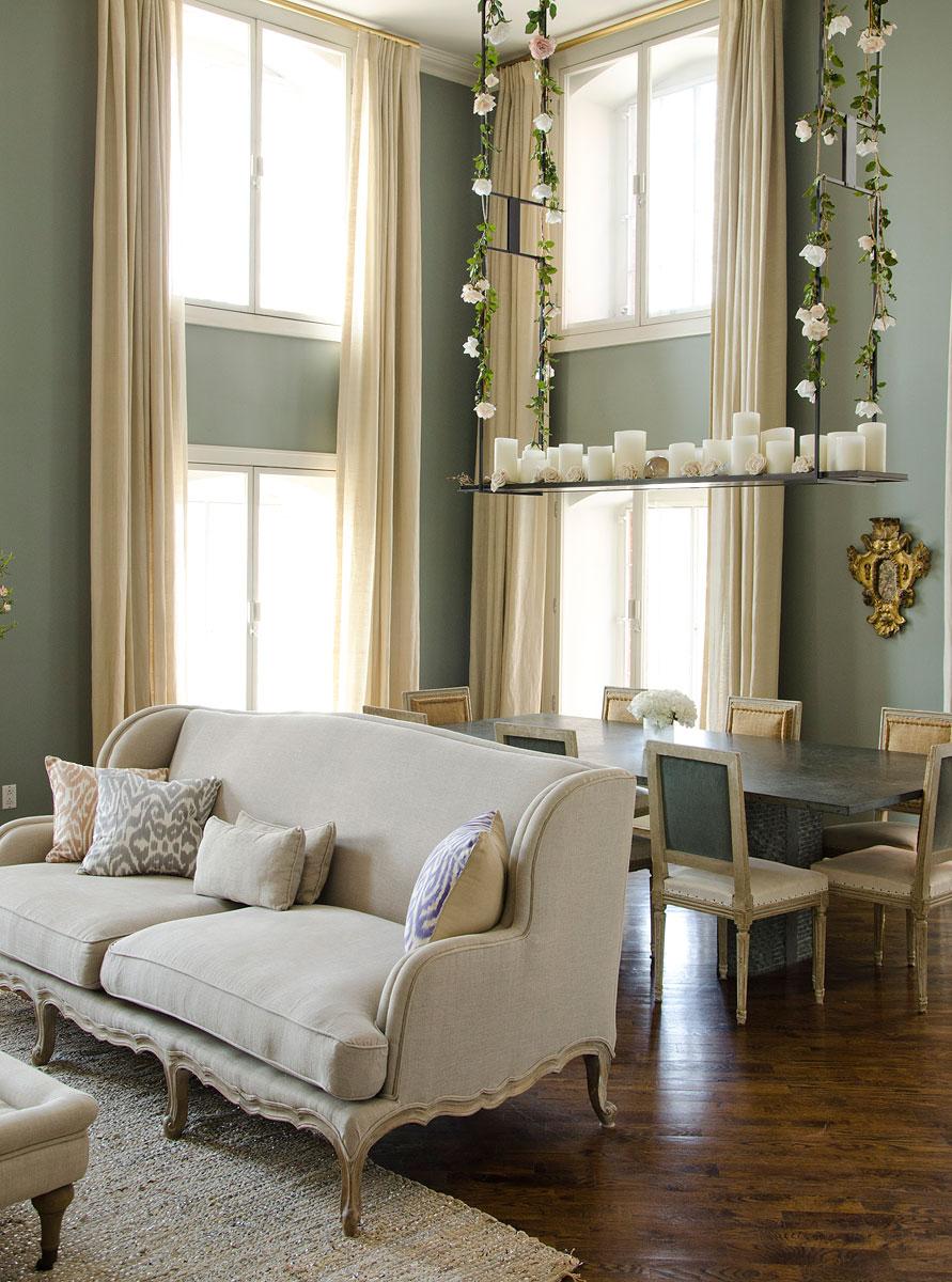 All White Interior Design Of The Homewares Designer Home: Stylish Home: All White Interiors