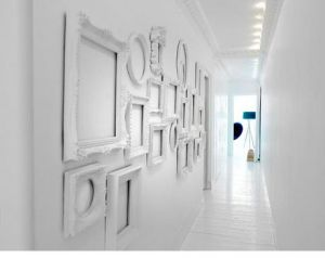 Miami-based interior designer Nacho Vila wall-decor-painted-frames_1.jpg