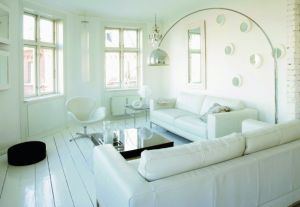 White interiors - www.myLusciousLife.com - White room via boligmagasinet.jpg