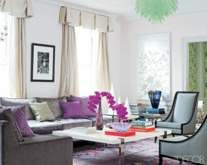 Home of cosmetics star Jeanine Lobell and actor Anthony Edwards - Elle Decor.jpg