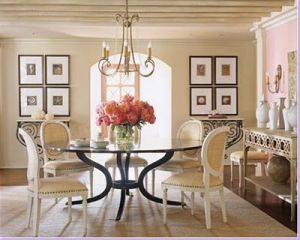 Photos of pink decor - myLusciousLife.com - Living room - Suzanne Kasler.jpg