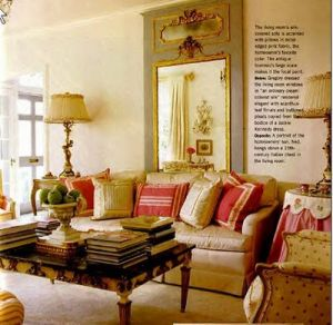 Photos of pink decor - myLusciousLife.com - Living room.jpg