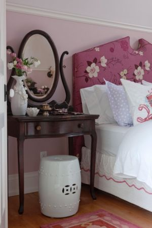 Photos of pink decor - myLusciousLife.com - Sarah Richardson - Sarahs Farm house - girls room.jpg