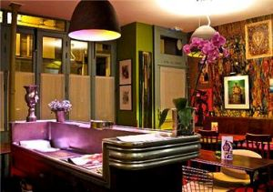 pink decor - myLusciousLife.com - Hotel Du Petit Moulin Paris.jpg