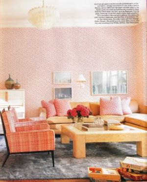 pink decorating ideas - myLusciousLife.com - Elle Decor pretty in pink.jpg