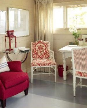 pink decorating ideas - myLusciousLife.com - Sarahs Cottage photos - Georgian Bay.JPG