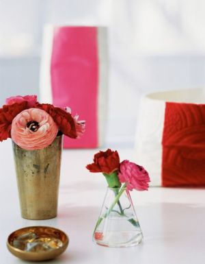 pink decorating ideas - myLusciousLife.com - pink and red via wideopenspacesjournal.jpg