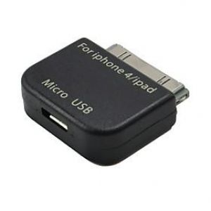 Gifts for men - Micro USB Apple 30pin Verbinder Adapter iPad und iPhone.jpg