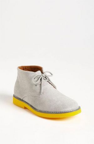 Florsheim Quinlan Jr Chukka Boot Toddler Little Kid & Big Kid Light Grey Yellow.jpg