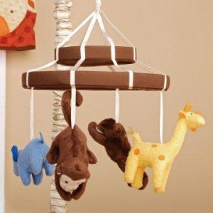 Kids Line Jungle 123 Musical Crib Mobile.jpg
