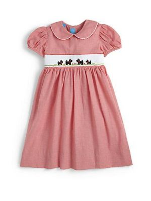 Toddlers & Little Girls Scotties Check Dress.jpg