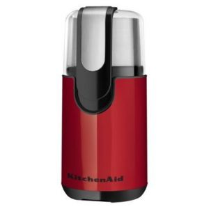 Gifts for men - KitchenAid Coffee Grinder - Empire Red.jpg