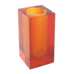 Jonathan Adler Hollywood Toothbrush Holder Orange.jpg
