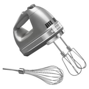 Gifts for men - KitchenAid 7-Speed Digital Hand Mixer - Contour Silver.jpg