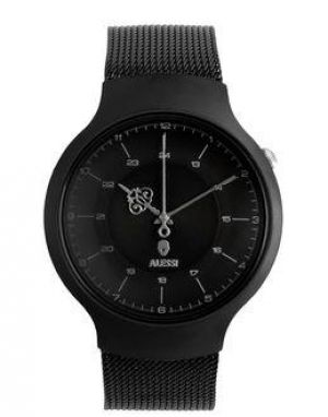 Black ALESSI Wrist watch.jpg