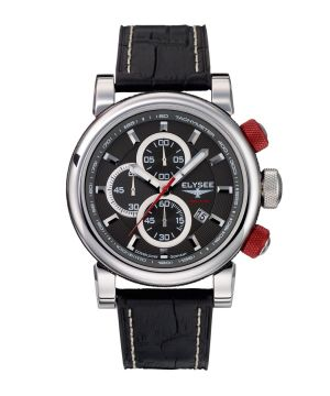 Gifts - Elysee Auto Competition Race Watch Black One.jpg