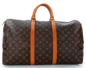 Gifts - Louis Vuitton Vintage Monogram Keepall 50 Duffle Bag.jpg