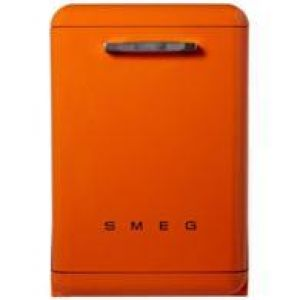 Gifts - Smeg retro inspried Orange dishwasher.jpg
